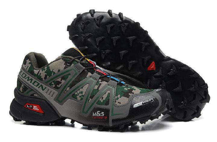 salomon speedcross 3 red green infinity